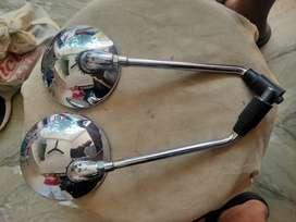 Bullet original mirrors