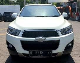Captiva Diesel Matic 2012/2011 Total DP25jt SAJA!!!