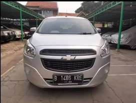 Chevrolet Spin LS 2014 manual modif cakep