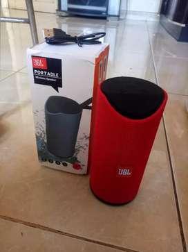 Jbl portable wireless speaker (Red)