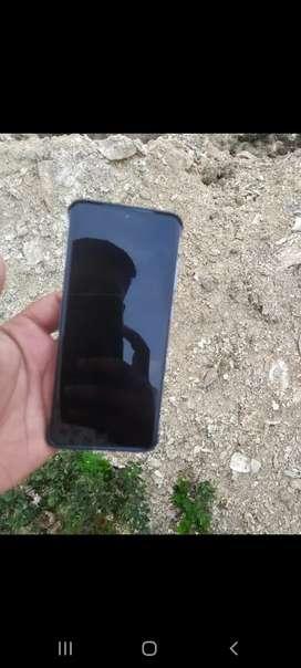 Samsung s20 mobile 2months old mobile single handset