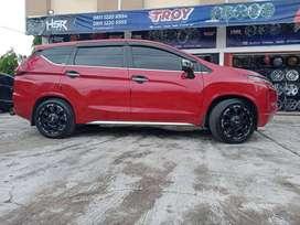 Xpander pake velg Tsinga R17 Plus Ban Accelera Phi