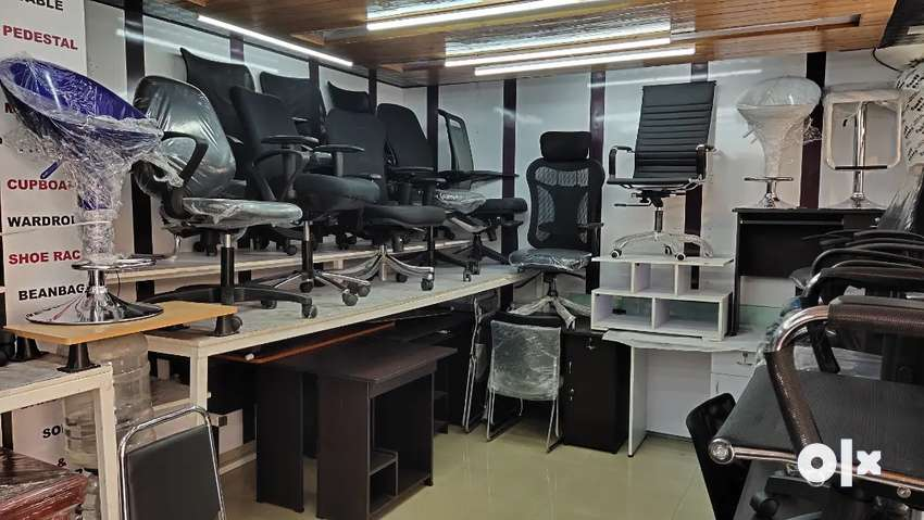 Refurbished Chair starting from Rs 1500 & New Table starting from 1700 0