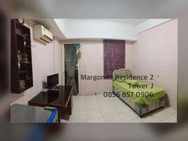 Apartemen Margonda Residence 2 Full Furnish Murah