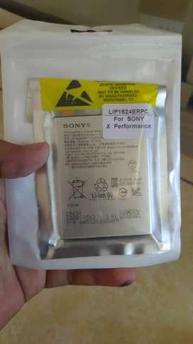 Baterai Sony Xperia Original Aneka Tipe