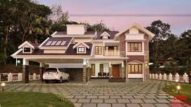 100 new kerala house plans with 3d. E Book worth Rs 850.00/-