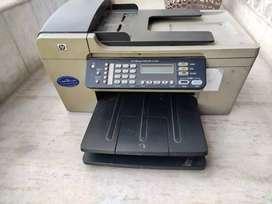 HP 5610 all in one scanner photocopier colour inkjet printer