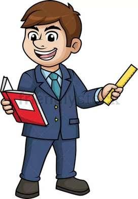 Individual tuition for mathss