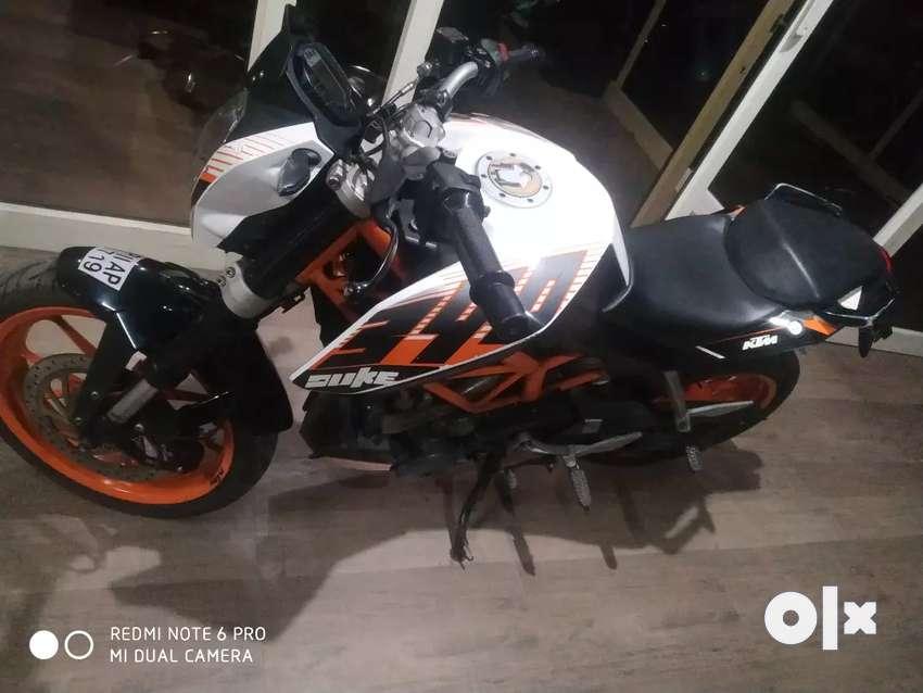 Duke 390 ABS for sale