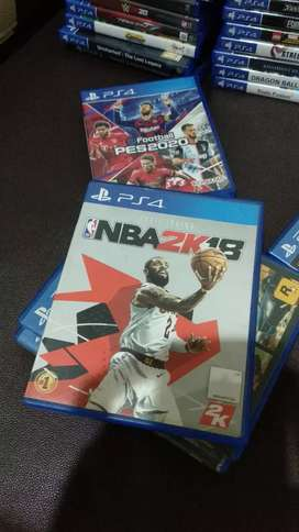 Nba 18 2k18 murah game ps4