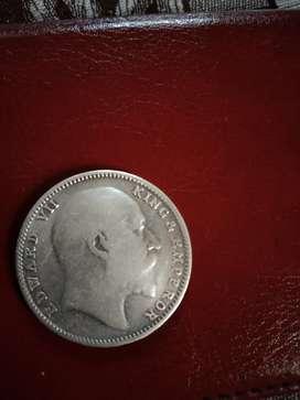 Antique British coin