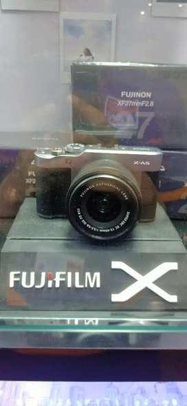 Camera Fuji film X-A5