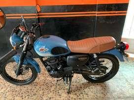 Kawasaki W 175 2019 Akhir Full Orisinil