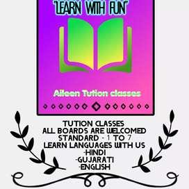 Aileen classes