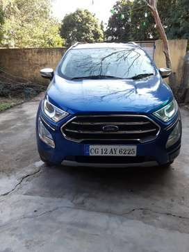 Ford Ecosport 2019 Petrol 22000 Km Driven ( Personal Used )
