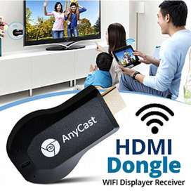 2019 Online Store AnyCast M4 Plus Wireless WiFi Display Dongle Receive
