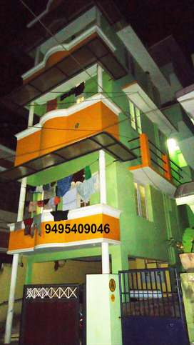 2 BHK house for rent at Maruthankuzhy