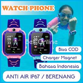 SMARTWATCH KIDS ANTI AIR / IMOO WATCH PHONE / JAM ANAK GPS  TERMURAH