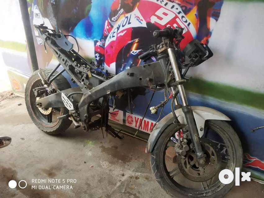 Yamaha R15 v2 spare available