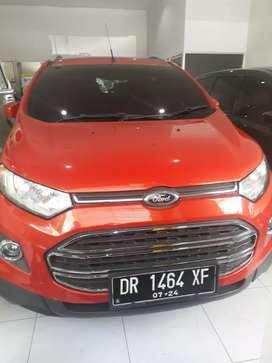 Ford ecosport Titanium sunroof 2015 plat DR istimewa