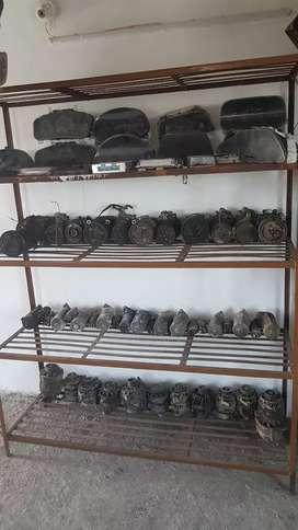 All car's starter, Alternator, AC Compressor