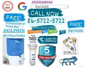 ASGIGA905AN RO WATER FILTER WATER PURIFIER LED.  our most reliable and