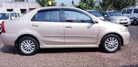 Toyota Etios VXD, 2011, Diesel