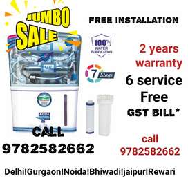 16 ltr Ro water purifier with 2 year warranty