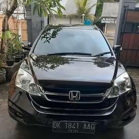 Honda crv 2010 kondisi orisinil (terawat)