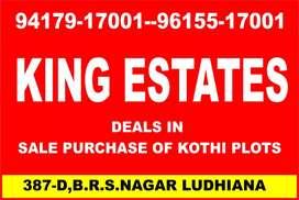 Brs Nagar Dblock fac park house