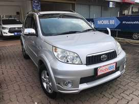 Toyota Rush S 2012 A/T Matic Silver Metalik