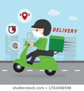 Wanted food delivery boys in Ongole