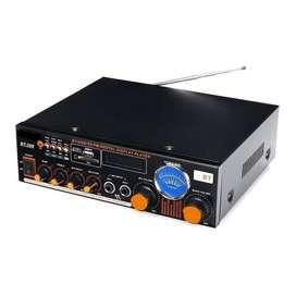 POWER AMPLIFIER FLECO BT-299 / AMPLIFIER BLUETOOTH / AMPLIFIER KARAOKE