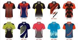 Hiring designer Female 4 designing flyer, cricket product, sports wear