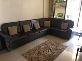 Sofa Set with Cushions