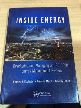 Inside Energy by Charles H. Eccleston etc. in hard cover