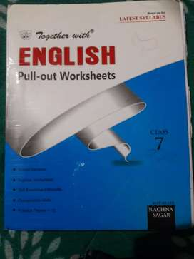 English all things in one book