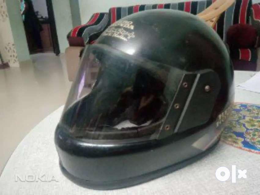 Full helmet black 0