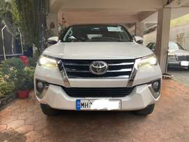4x4 Automatic Fortuner New model for sale