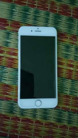 IPhone 6 fingerfront damage