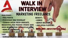 Lowongan Kerja Marketing Freelance