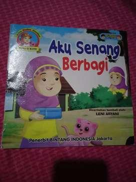 Buku cerita islami