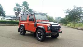 Defender advanture 90sw limited