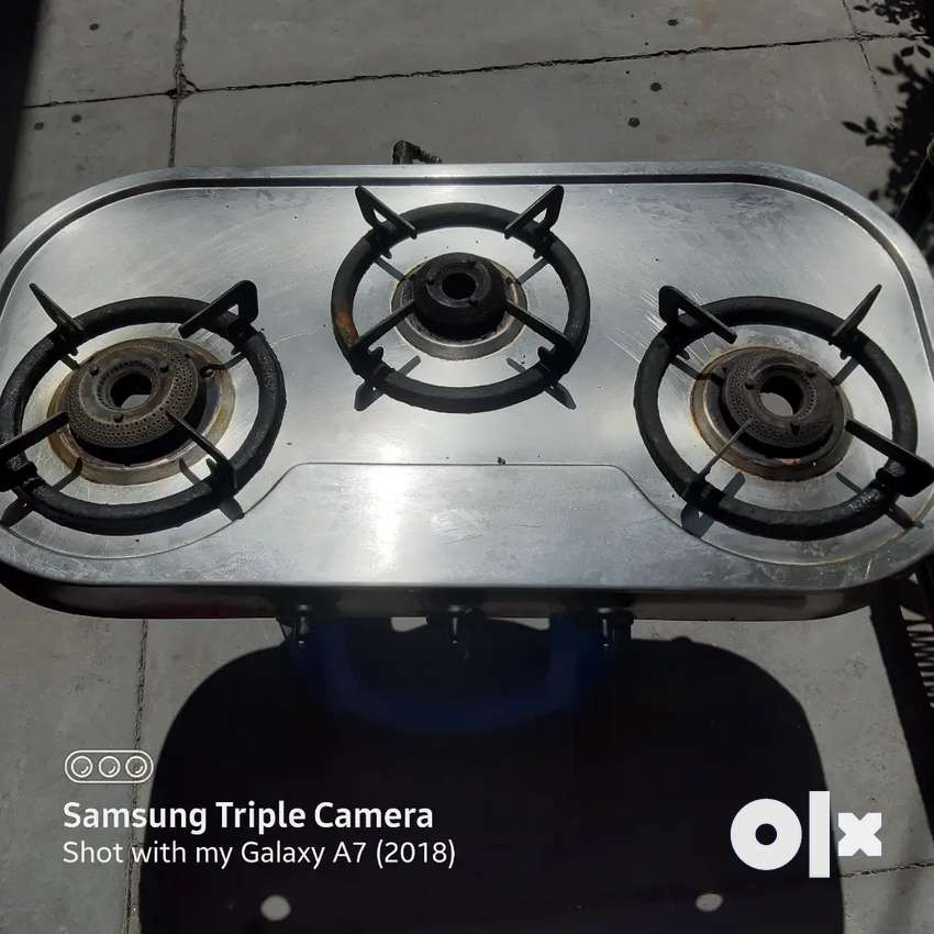 Gas stove good condition 0