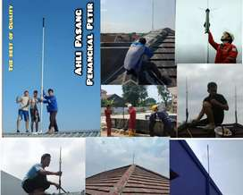 Jasa specialis ahli pasang penangkal petir Angsana