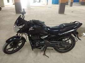 Honda CB Unicorn 2014 model