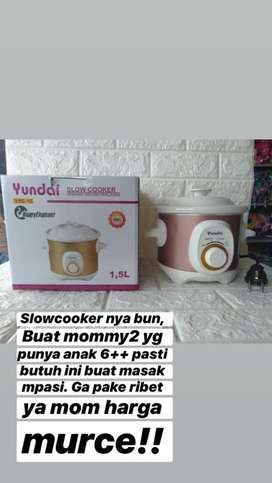 Slow cooker 1,L Yundai