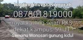 Jual Tanah Murah Mangku Jalan