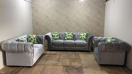 Sofa antix, bisa pesan warna ya. Busa deluxe