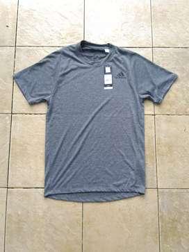 Kaos Adidas Tee Free Lift Sport Prime Heather - DX9485